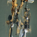 35.4x15.8 in ©2012 by Muriel Cayet