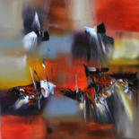 15.8x15.8 in ©2013 by Muriel Cayet