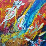 Abstract or not Abstract  - PEINTURE by Cecile Gonne Victoria