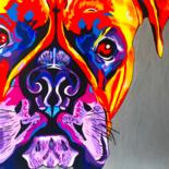 Your pet in popart by Chanterax
