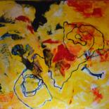 120x100x6 cm ©2007 by Chris Le Guen Drianne