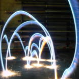 Light painting by Cristo Ash