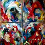 Mixed styles... more or less abstracts by Catherine Jonsson