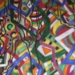 150x140 cm ©2004 by Maria Dolores Leal