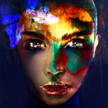 portraits couleurs chaudes - warm colours by Dodi Ballada