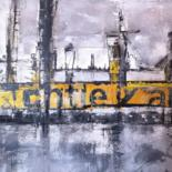 150x50 cm ©2014 by Catherine Duperray