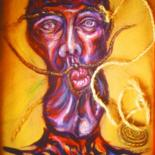 20.5x17.7 in ©1999 by Edna Cantoral Acosta