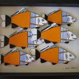Dancing Fish by NYLS  Eliot