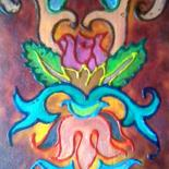 """3.5x2.8 in ©2005 by """"The Most Intimate Expressions In Life, Is M"""