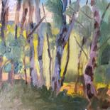 Hankley Birches 2019 by Georgina Rey