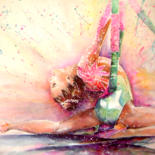 Sport Paintings by Miki de Goodaboom