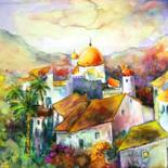 Spain Sketches and Paintings 02 by Miki de Goodaboom