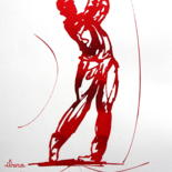 Golf-Peintures-Dessins-Calligraphies by IBARA