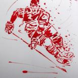 Hockey by IBARA