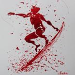 Surf-Peintures-Dessins-Calligraphies by IBARA