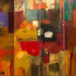 150x50 cm ©2018 by ica saez