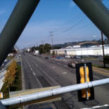 """Photography titled """"""""Boeing Bridge View"""""""" by Igzotic, Original Art, Digital Photography"""