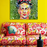 frida kahlo ilya konyukhov. Black Bedroom Furniture Sets. Home Design Ideas
