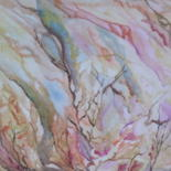 Watercolor abstracts by Isabel Alfarrobinha