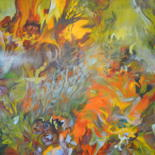 100x150 cm ©2016 by Isabelle FRIGIERE