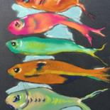 Poissons  -Coquillages by Christine D