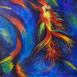 Abstract works by J S Ellington