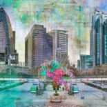 """Collages titled """"EXCITING METROPOLIS…"""" by Andrej Barov, Original Art, Photos"""