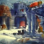 22x30 in ©2008 by Kishore singh