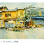 23.6x70.9 in ©2004 by Chin Kong Yee