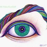 Eyes by Nina Kuriloff