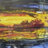 19.7x27.6 in ©2012 by Eveline Ghironi (khava)