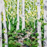 Forest Series by Laura K Smith Paintings