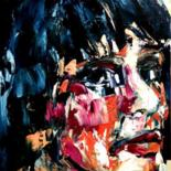 Abaut a face by Laura Tedeschi Pittrice