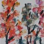 Monotypes by Lesley Braren