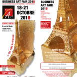 J-10 av.Business' Art - 18 au 21 octobre 2018- Espace de Nesle à Paris