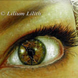 15.4x18.1 in ©2012 by Lilium Lilith