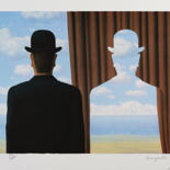 11.8x17.7 in ©2010 by René Magritte