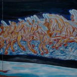 48x72x2 in ©2013 by Nova Scotia Artist Gallery of Claude E Theriault