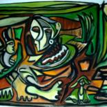 55x75 cm ©2011 by Frederique Manley