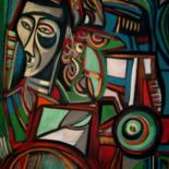 50x70 cm ©2011 by Frederique Manley