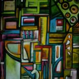 60x73 cm ©2011 by Frederique Manley