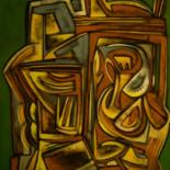 65x54 cm ©2011 by Frederique Manley