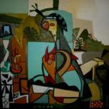 100x100 cm ©2011 by frederique manley