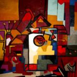 100x100 cm ©2012 by Frederique Manley