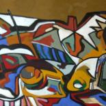 120x40 cm ©2013 by Frederique Manley