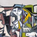 120x40 cm © by Frederique Manley