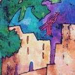 20x16 in ©1999 by Margalit (Malgorzata Krasucka)