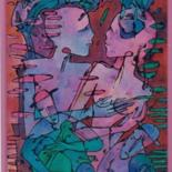 32.3x24 in ©1999 by Margalit (Malgorzata Krasucka)