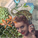 COLLAGES, décollage ! by Marie Bazin