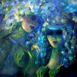 FLORAL PASSION by Mary Lozano